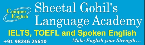 Sheetal Gohil | Baroda's Leading English Academy